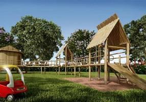 Fazenda/Sítio com 1 Quarto à venda, 152m²