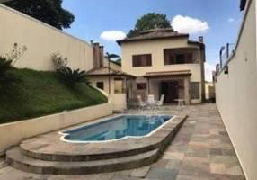 Casa de Condomínio com 3 Quartos para venda ou aluguel, 450m²