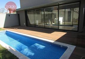 Casa de Condomínio com 4 Quartos para venda ou aluguel, 252m²