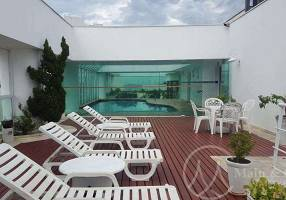 Flat com 3 Quartos para alugar, 120m²