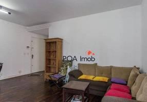Apartamento com 2 Quartos para alugar, 98m²