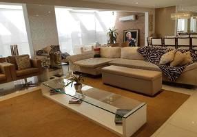 Cobertura com 4 Quartos para venda ou aluguel, 421m²