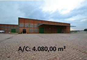 Galpão/Depósito/Armazém para alugar, 4080m²