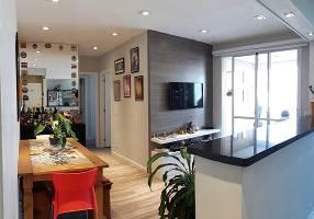 Apartamento com 2 Quartos à venda, 58m²