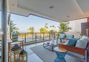 Apartamento com 5 Quartos para alugar, 450m²