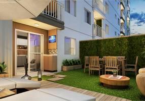 Apartamento com 2 Quartos à venda, 40m²