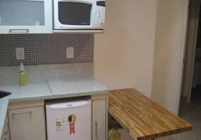 Flat com 1 Quarto para venda ou aluguel, 34m²