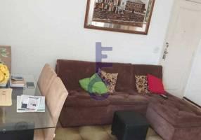 Apartamento com 1 Quarto para venda ou aluguel, 58m²