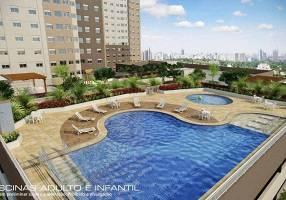 Apartamento com 2 Quartos à venda, 43m²