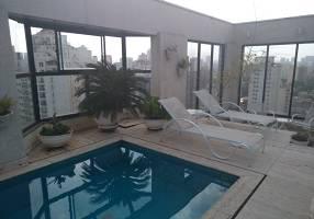 Cobertura com 4 Quartos para venda ou aluguel, 319m²