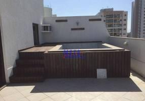Cobertura com 4 Quartos para venda ou aluguel, 200m²