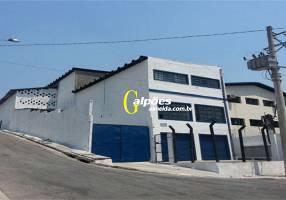 Galpão/Depósito/Armazém para venda ou aluguel, 595m²
