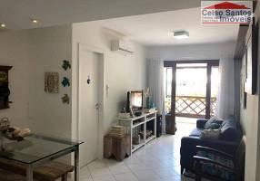 Apartamento com 1 Quarto para alugar, 55m²