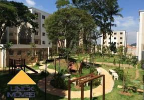 Apartamento com 2 Quartos para alugar, 40m²