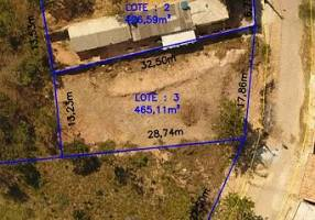 Lote/Terreno à venda, 465m²