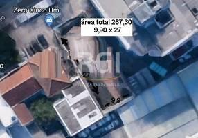 Lote/Terreno à venda, 270m²