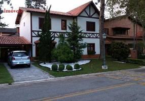 Casa de Condomínio com 4 Quartos para venda ou aluguel, 241m²