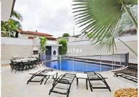 Casa de Condomínio com 5 Quartos para venda ou aluguel, 760m²