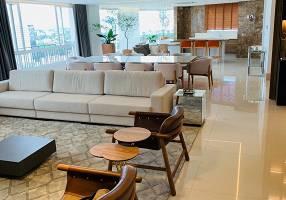 Apartamento com 4 Quartos à venda, 404m²