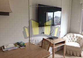 Flat com 1 Quarto para alugar, 34m²