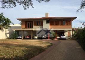 Casa de Condomínio com 4 Quartos à venda, 433m²