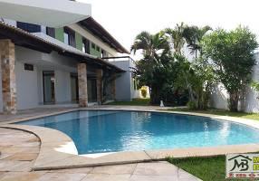Casa de Condomínio com 6 Quartos para venda ou aluguel, 560m²