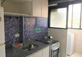 Apartamento com 2 Quartos para venda ou aluguel, 55m²