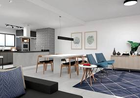 Apartamento com 3 Quartos à venda, 268m²