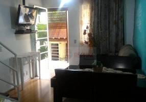 Casa de Condomínio com 2 Quartos à venda, 49m²