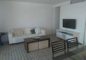 Flat com 2 Quartos para alugar, 90m²