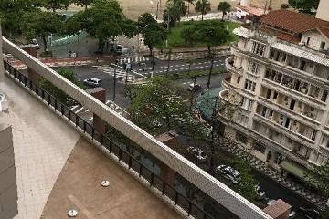 Avenida Washington Luiz - Boqueirão, Santos - SP